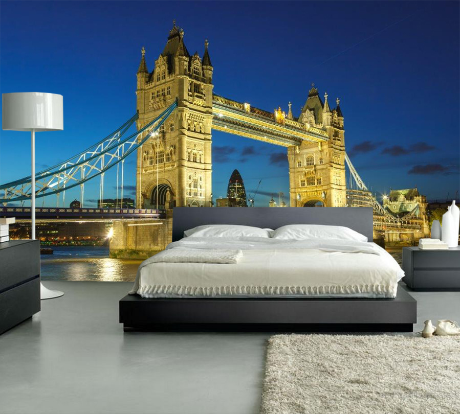 London bridge vinilos decorativos fotomurales adhesivos - Vinilos decorativos fotomurales ...
