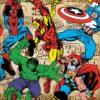 Comic Retro Marvel