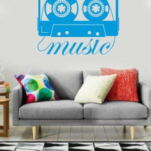 Casete Música