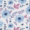 textura de flores
