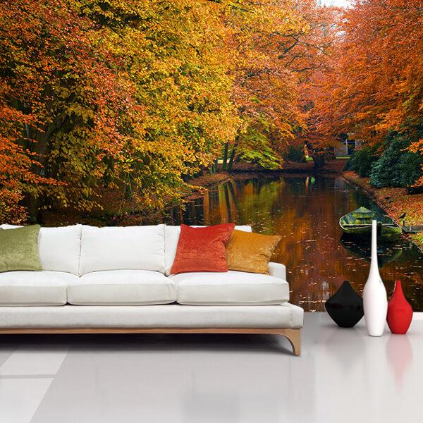 Fotomural naturaleza para decorar ambientes