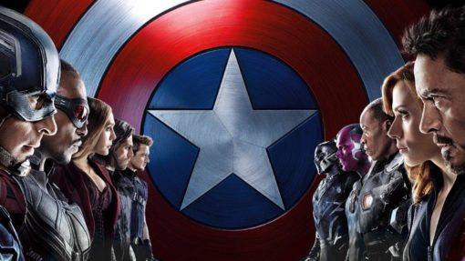 Avengers - B