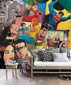 Comic Superman Retro