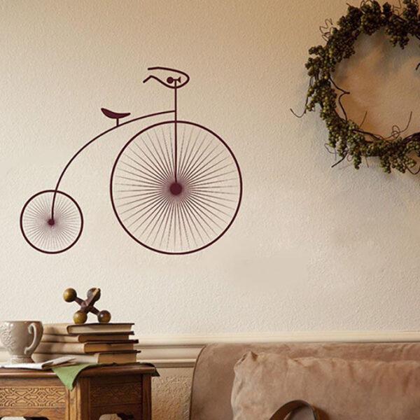 Vinilos decorativos vintage para decorar ambientes