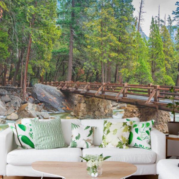 fotomurales naturaleza para decorar ambientes