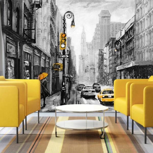 Fotomurales artísticos para decorar ambientes