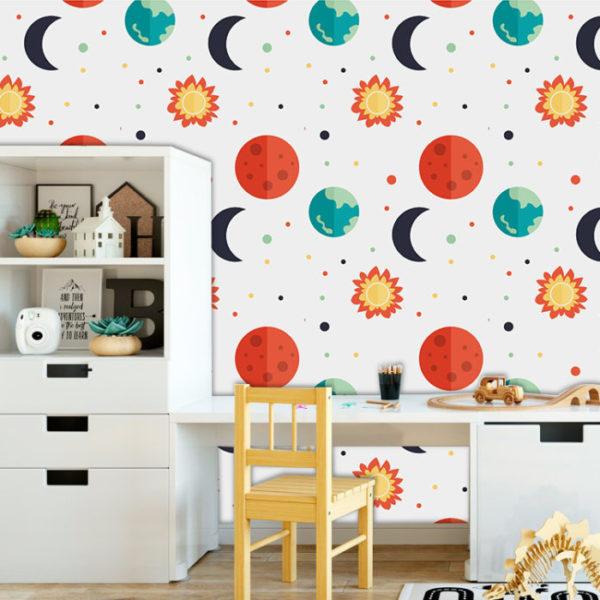 decoración para habitación de niños