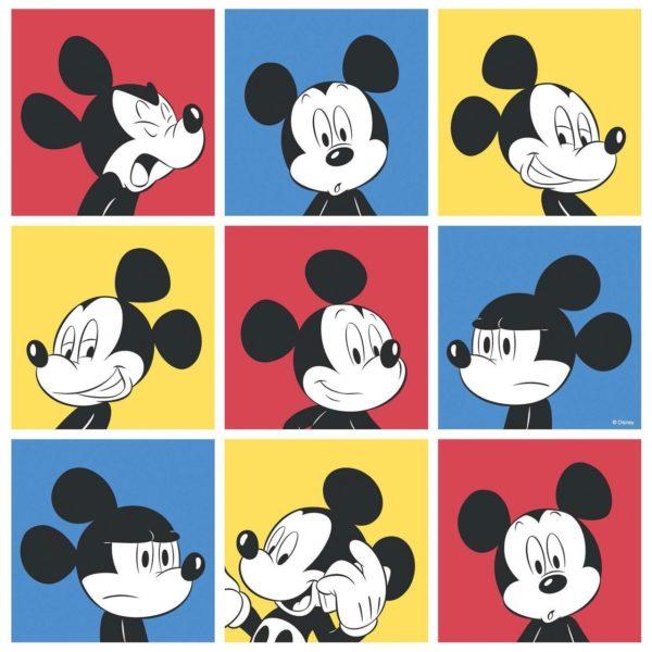 cuadro de mickey mouse