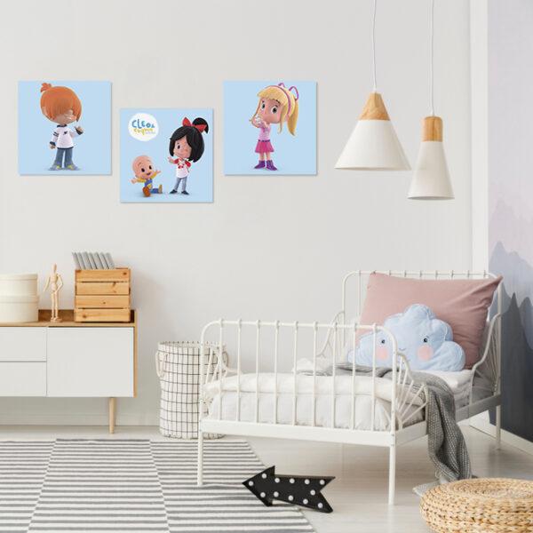 Retablos decorativos para decorar ambientes