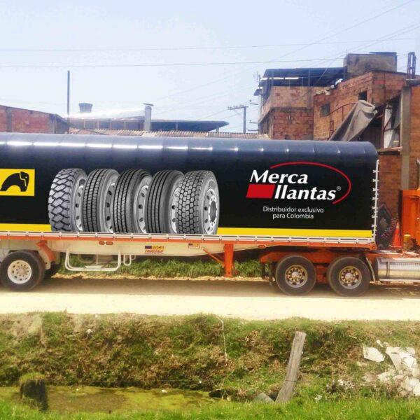 Carpas camiones