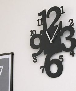 Reloj en poliestireno