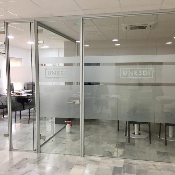 Decoración Corporativa Vidrios