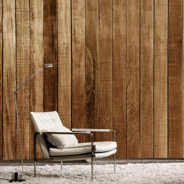 fotomurales madera para decorar ambientes