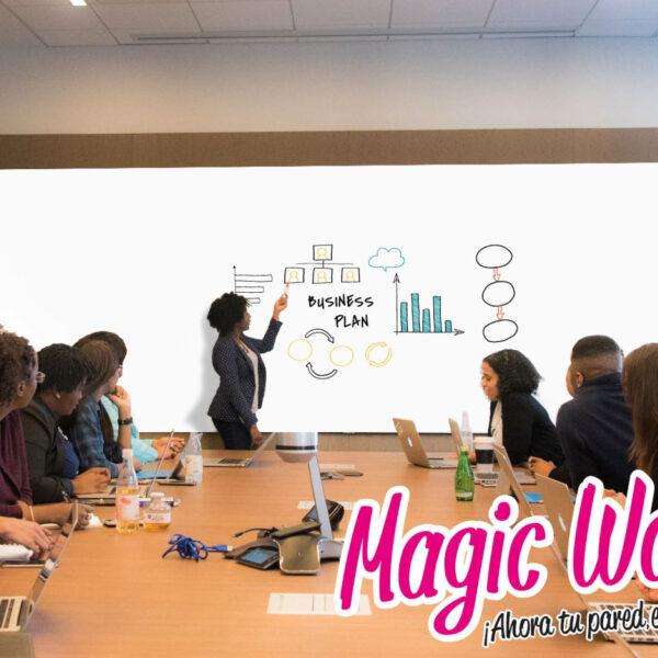 Tableros Magic Wall